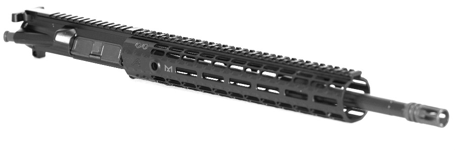 Black Rifle Arms, low profile piston upper, Aero Precision M-Lok rail
